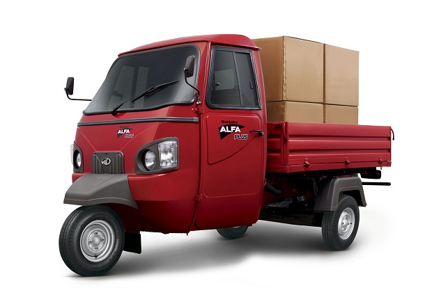 Vehicle Mahindra Alfa Plus