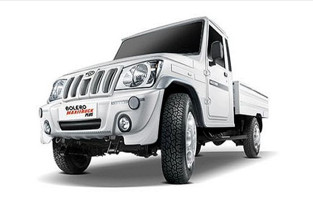 Vehicle Mahindra Bolero Maxxitruck