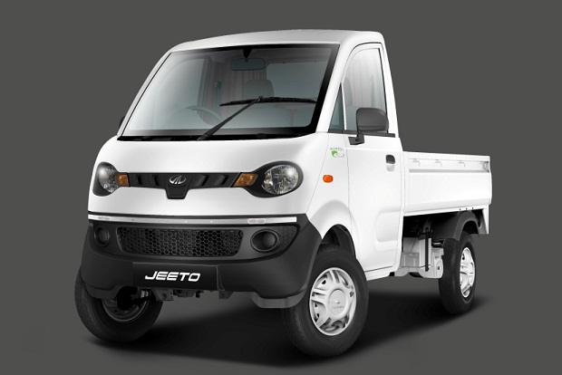 Vehicle Mahindra Jeeto
