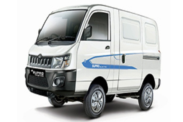 Vehicle Mahindra Supro Cargo Van